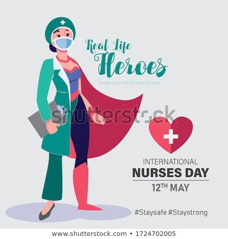 12 may  International Nurses Day Stock photo © Olena