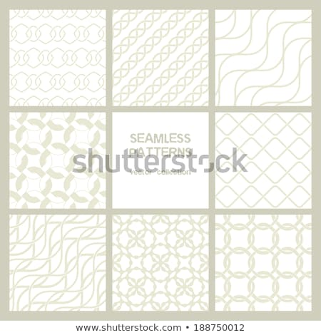 Celtic background. geometric seamless pattern. Tribal texture Stock photo © popaukropa