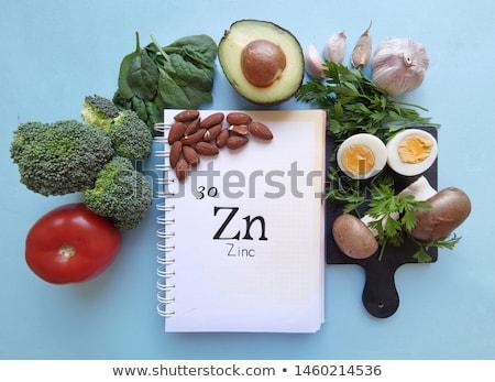 saudável · produto · zinco · comida · rico · natureza - foto stock © furmanphoto