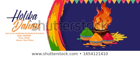 festival · kleurrijk · vector · kunst · asian · indian - stockfoto © sarts
