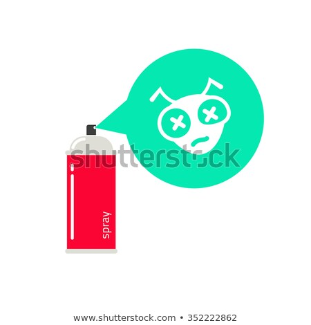 mosquito repellent sign label Stock photo © romvo