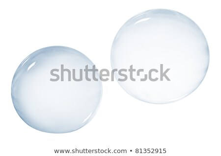 white bubbles 2 Stock photo © marinini