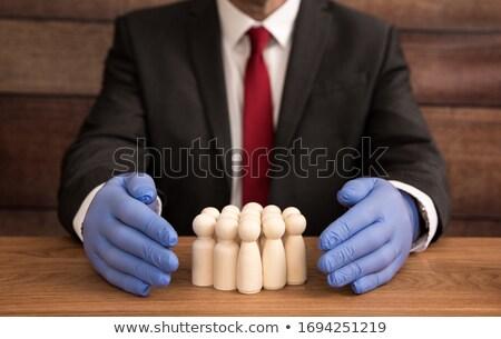 Business Workforce Stock photo © vichie81