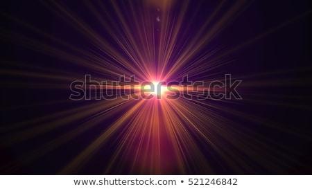 スペクトル 光 バースト 実例 カラフル 太陽 ストックフォト © CarpathianPrince