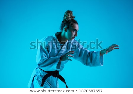 athlete judoists stock photo © sahua