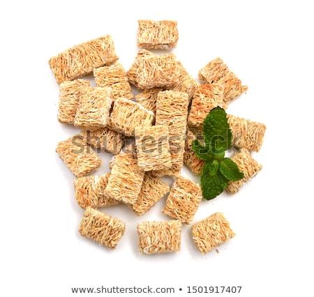 Shredded Wheat Cereal Stock photo © saddako2