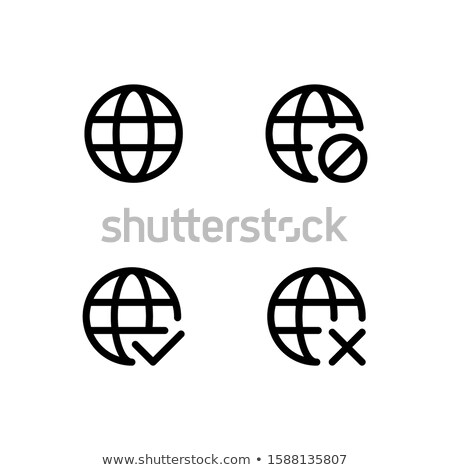 disabling the user from the World Wide Web Stock photo © OleksandrO