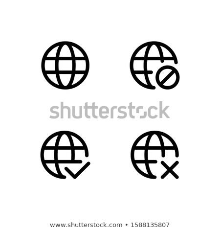 Сток-фото: пользователь · всемирная · паутина · компьютер · технологий · веб