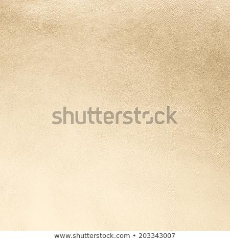 Złoty kolor skóry tekstury streszczenie Zdjęcia stock © homydesign