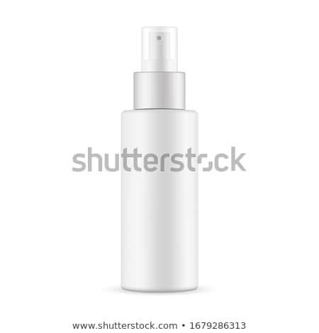 szín · műanyag · díszállat · üvegek · izolált · fehér - stock fotó © shutswis