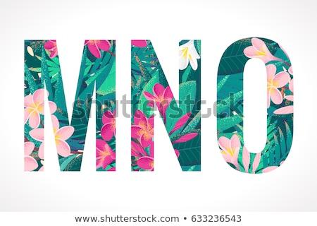 Zeichen Lesung Paradies Keramik Wand Ziegel Stock foto © Digifoodstock