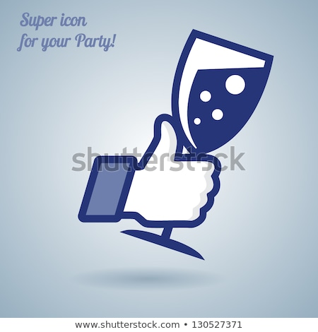 wine fan stock photo © simply