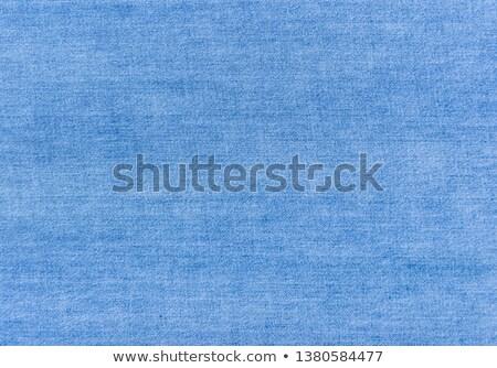 Lichtblauw denim textuur jeans patroon doek Stockfoto © SArts
