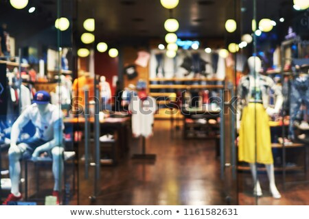 Résumé vente fenêtre mode boutique Shopping Photo stock © Konstanttin