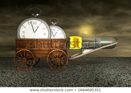 tempo · relógio · branco · palavras · negócio - foto stock © tashatuvango