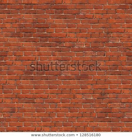 blanco · pared · de · ladrillo · sin · costura · textura · edad · edificio - foto stock © tashatuvango