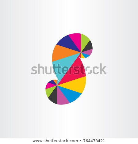 красочный спиральных вектора дизайна аннотация Сток-фото © blaskorizov