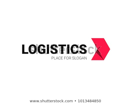 ship postal transportation company icon vector illustration stock photo © pikepicture