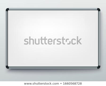 презентация пусто проекция экране служба Сток-фото © Andrei_