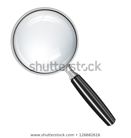 Magnifying Glass - Aim stock photo © kbuntu