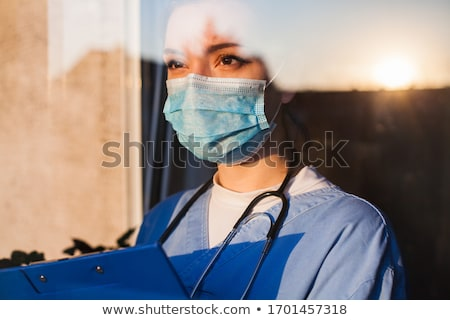 Healthcare Professional Stock photo © cardmaverick2