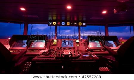 Rear panel control Stock photo © stoonn