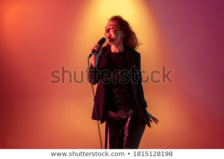 Cool musician Stock photo © photography33