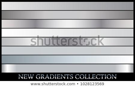 naadloos · metaal · tegels · platen · tegel - stockfoto © arenacreative