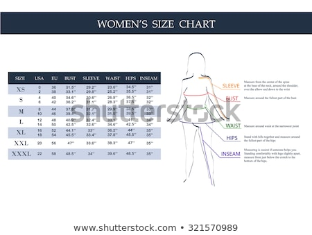 Women's chest size measured Stock photo © photography33