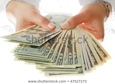 show me the money stock photo © jayfish