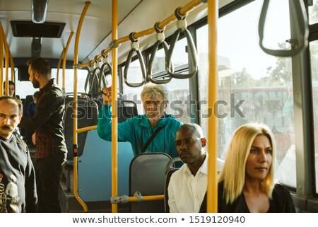 metrô · resumo · negócio · cidade · mulheres · multidao - foto stock © nejron