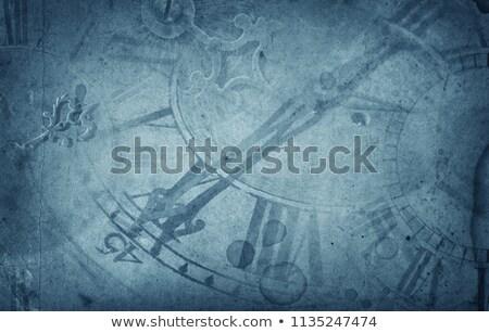 sanayi · mavi · yalıtılmış · beyaz · çalışmak - stok fotoğraf © cla78