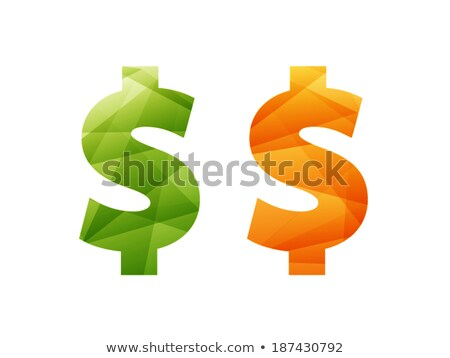 Dollar symbol on escalators Stock photo © stevanovicigor