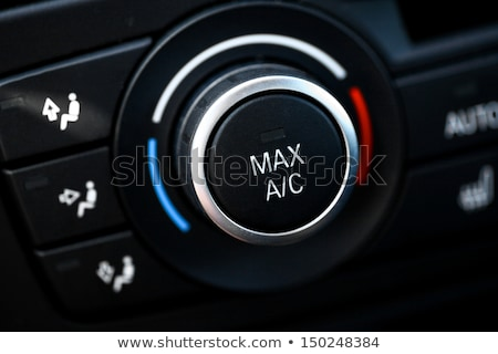Details of air conditioning in modern car Stock photo © vladacanon