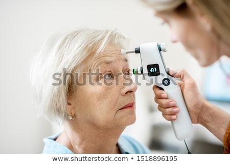 ciśnienie · krwi · pomiary · ikona · serca · lekarza · opieki - zdjęcia stock © leonardo