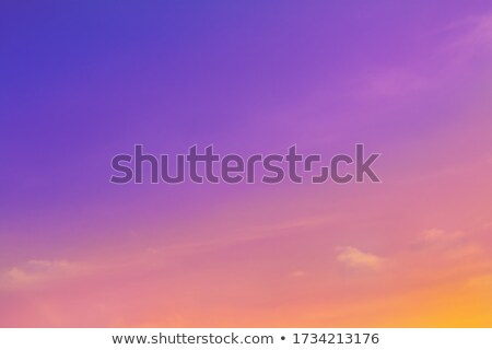 clouds rainbow sky background at twilight time Stock photo © FrameAngel