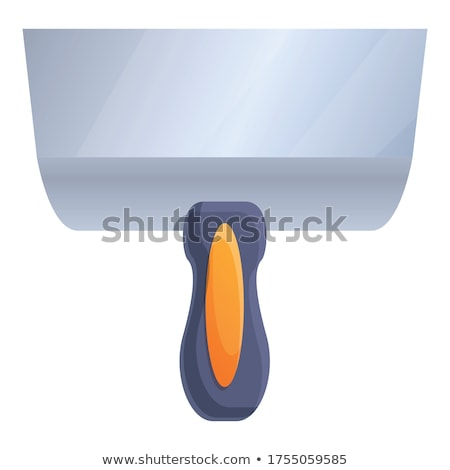 hobby · cuchillo · aislado · blanco · azul · acero - foto stock © elnur