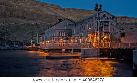 Swan Falls Dam Stock photo © disorderly