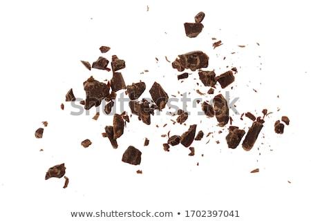 Chopped chocolate Stock photo © Digifoodstock