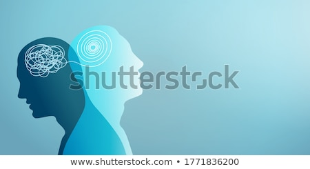 Bipolar Brain Stock photo © Lightsource