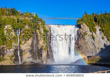meer · zomer · regio · ontario · zomertijd · water - stockfoto © lopolo