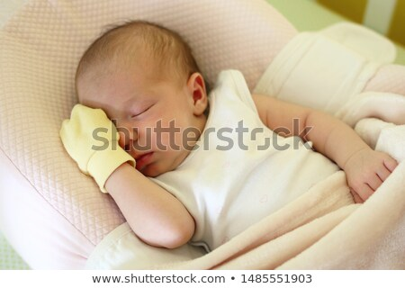 baby mittens stock photo © agorohov