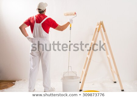 painter redecorating room stock photo © photography33