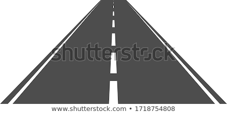 White road line Stock photo © Massonforstock