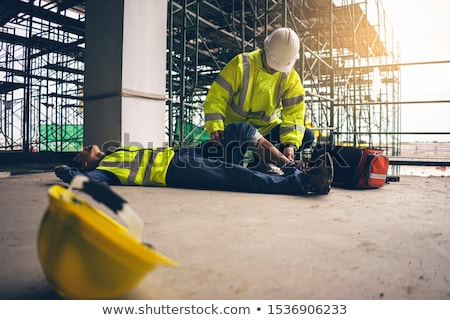 construction accident stock photo © photography33