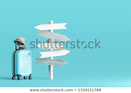 Vacation And Travel Location Stock photo © Lightsource