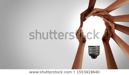Coming Together Stock photo © Lightsource
