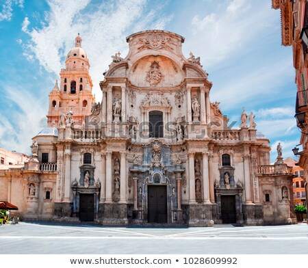 Murcia Cathedral  Stock photo © BigKnell