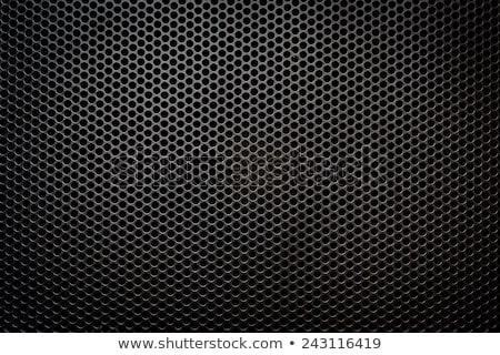 Metal grid texture Stock photo © stevanovicigor