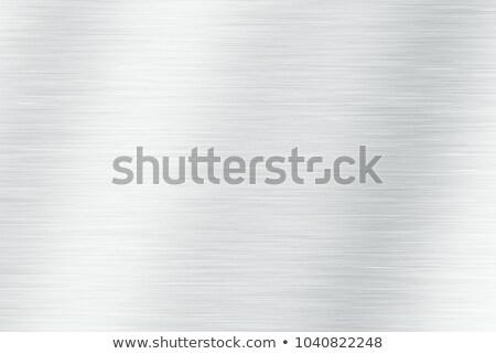 White metal texture Stock photo © dutourdumonde